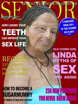 Cosmo Girl, 50 years later.... by Robbie73
