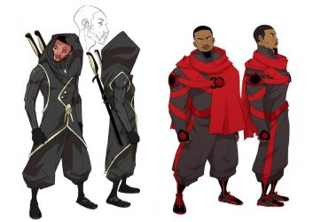 Designs for a future project by greenestreet