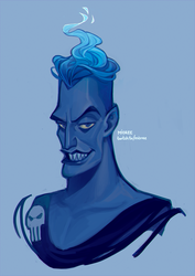 Hades by mioree-art