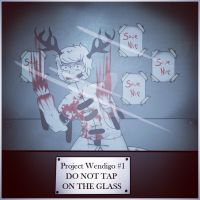 Project Wendigo #1  by Ghosty-Doodles