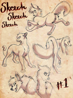 Sketch page by Streetfair