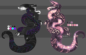 noodle adoptables (closed) by GOD-LIKES-ME