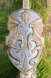 Dragon Shield by DragonArmoury