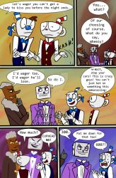 Sweet Wagers: Page 5 by hopelessromantic721