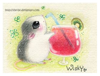 :C: Wisky by tho-be