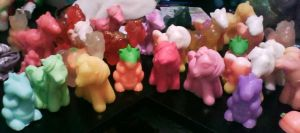 Herd of Pony Soaps by the-beth