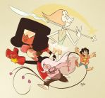 Steven Universe by Themrock