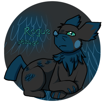 PKMN Rogue [ADOPTED] by DevilsRealm