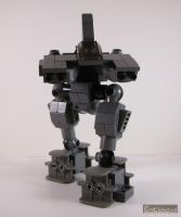 The Hammer (Transforming Vic Viper) by Bricknave