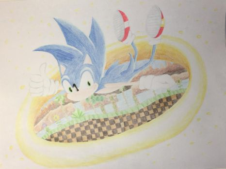 Sonic the Hedgehog - Warp Ring by Aimorragia
