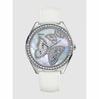 Guess Mosaic Butterfly Watch U95185l1 by mobilephonemovies