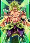 NEW BROLY SS2 the strongest super saiyan