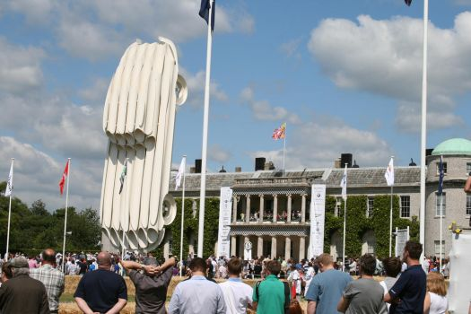 Goodwood Festival of Speed 2011 - Goodwood House by JimChuD