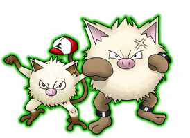 Mankey and Primeape