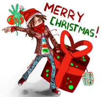 Merry christmas! by TheJokersCards
