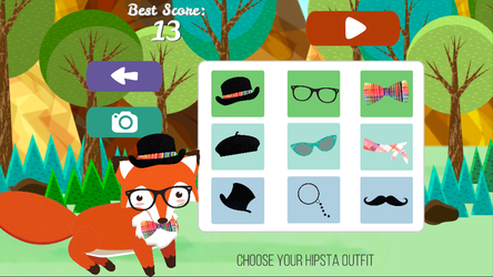 Select your Hipsta Wear by m3ndi3