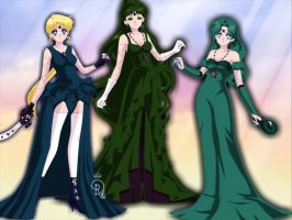 Sailor Moon Mistresses 4,2,1 by Lovely-Girl-10