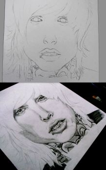 Oli Sykes WIP by Free-From-Falling