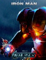 The avengers - Iron man by agustin09