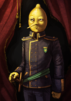Earl of Lemongrab by Kampfkewob