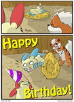 Ditto me This: page 1 by Uluri