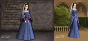 Isabella of Angouleme, Queen of England 1200-1216 by TFfan234