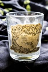 Tears of the Hanging Tree Candle by thedustyphoenix