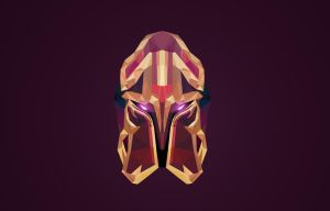 Centaur Warlord Dota 2 Low Poly Art by giftmones