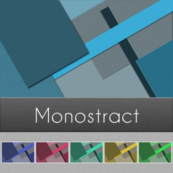 Monostract by Untergunter