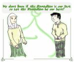 MM - Ramadhan is Coming Contes by Wilpan