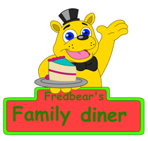 Fredbears Family Diner by boutin2009