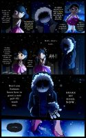 Reminiscence: Undertale Fan Comic Pg. 37 by Smudgeandfrank