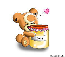 .::Teddiursa's Honey::.