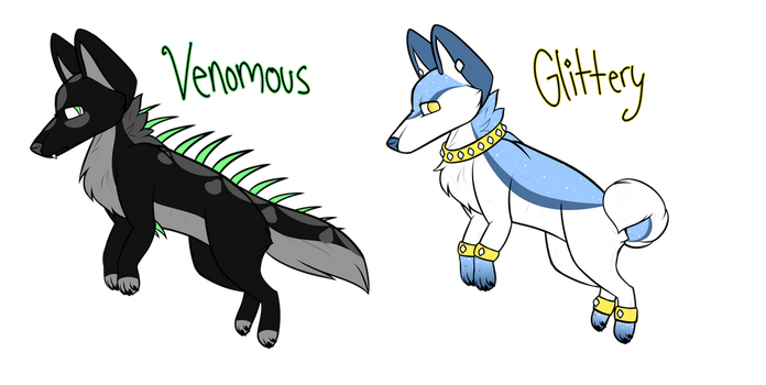 12 Point Adopts //  CLOSED by luxurabbit