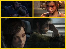 Dark Past And Present (The Last Of Us) by PhantomEvil