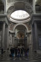 Pantheon @ Paris by zhuravlik26