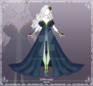 [Close] Adoptable Outfit Auction 207 by LifStrange
