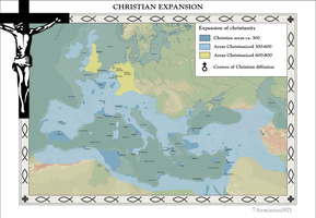 Christian Expansion by Arminius1871