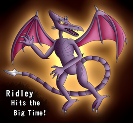 Welcome to Smash, Ridley! by yoshiLover1000