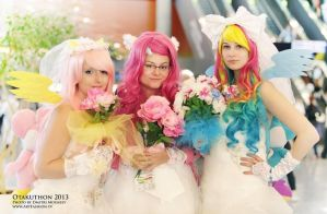 Wedding My Little Pony Otakuthon 2013 02 by KyuProduction