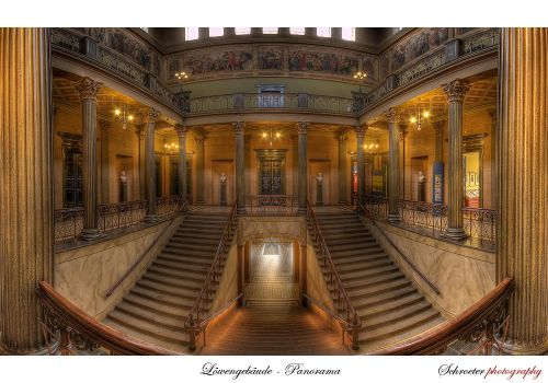 Lions' Hall - MLU Halle No.02 by matze-end