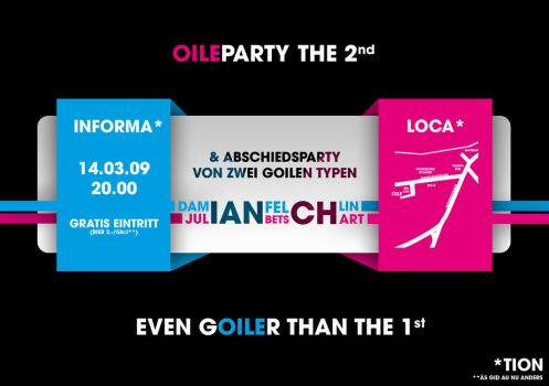 OILEPARTY THE 2nd by grueter89