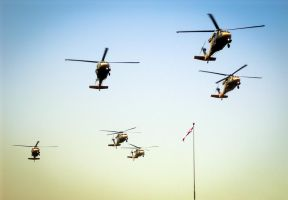 Military Helicopters by lordcemonur