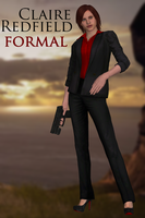 Claire Redfield - Formal - XPS by xZombieAlix