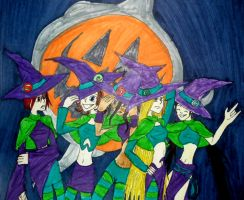 Being WITCH by InkArtWriter