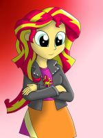 Sunset Shimmer by Sketchzi