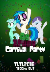 Carnival party by Makunia89