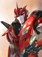 Transformers Knockout by Blip-NYA