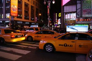 Release the Taxis by wafitz