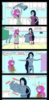 Adventure Time: What Time Is It, It's Flex Time! by Atariboy2600